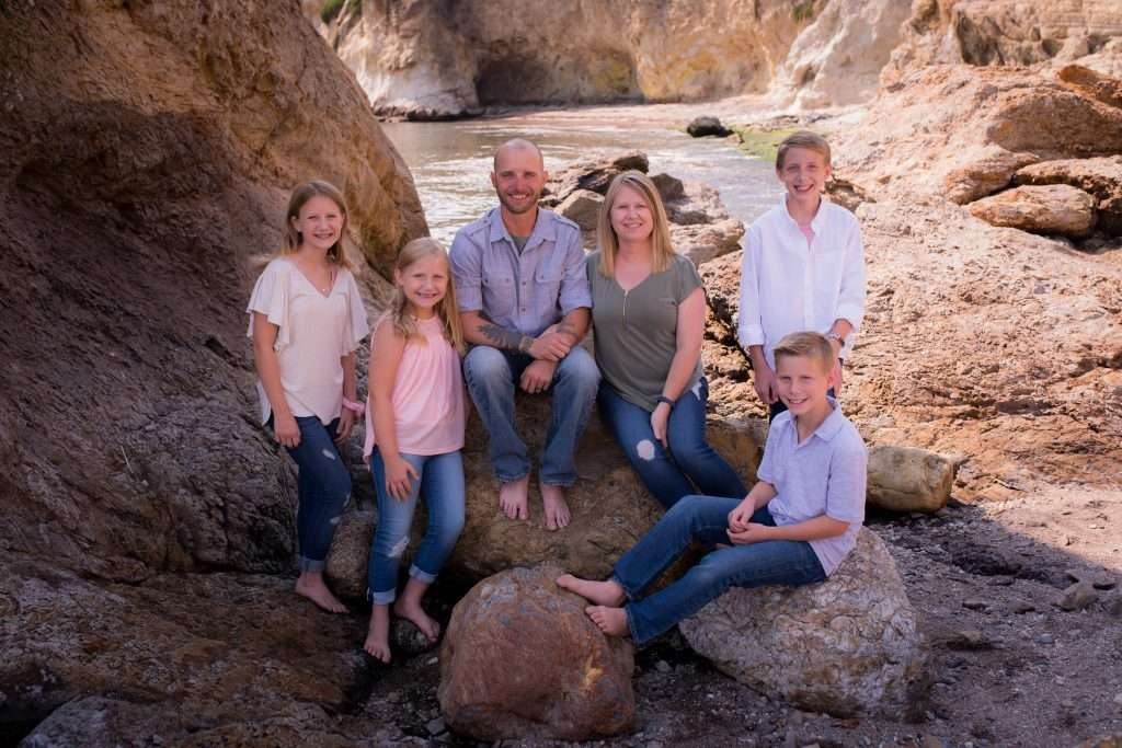 Family photography in Pismo beach
