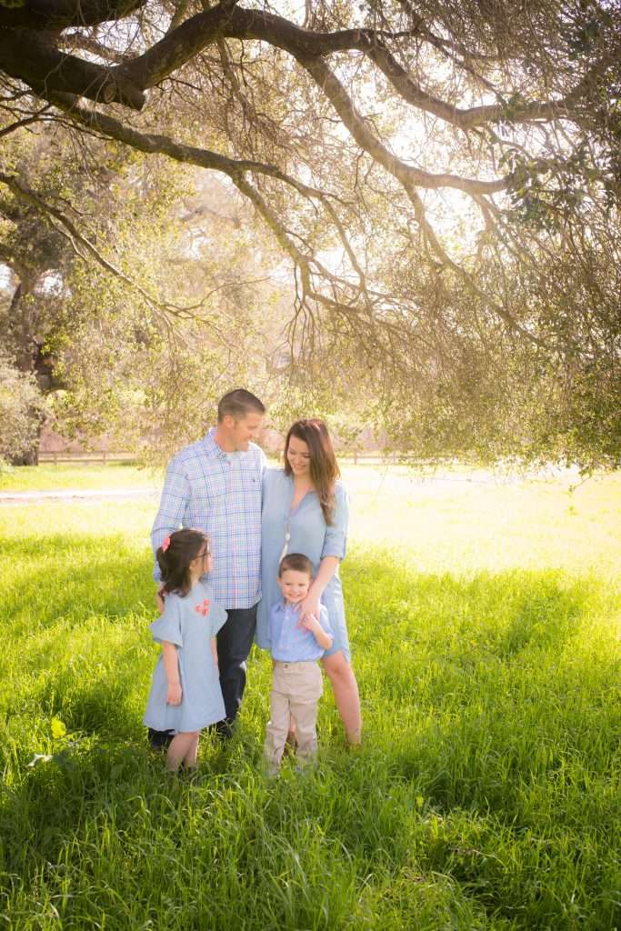 arroyo grande family portraits