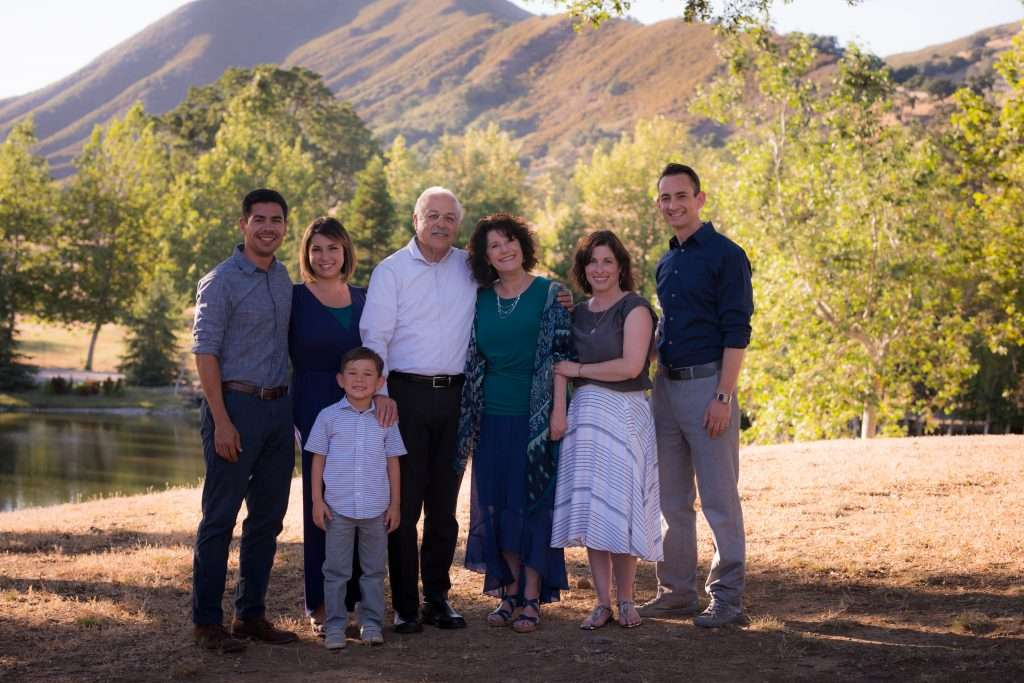 santa margarita family portraits