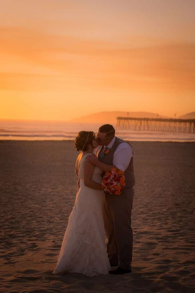 Pismo Beach Wedding