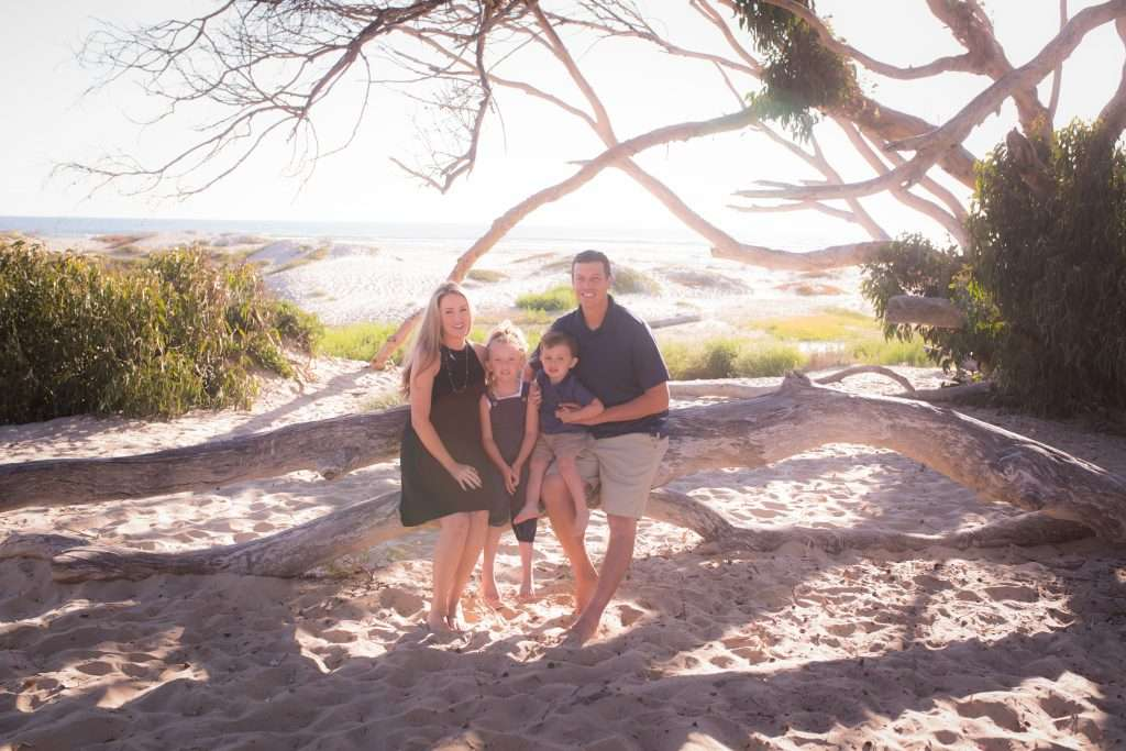 Pismo Beach Family Photographer for large groups